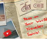 featured image [video #2] The Unstoppable World Traveler Spirit