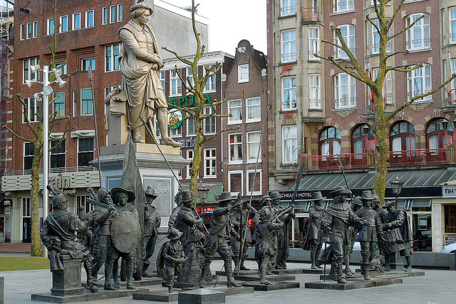 AmsterdamRembrandtplein