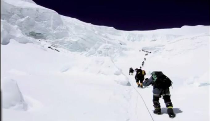 Fièvre de l'Everest8
